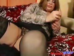 Mature MILF fucked and jizzed on